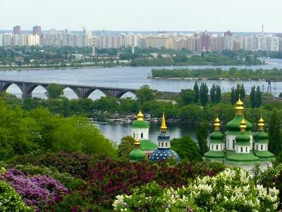Киев - столица европейского