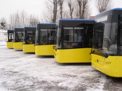 Киев и городской транспорт